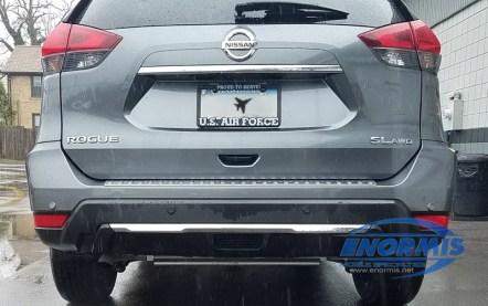 Nissan Rogue Parking Sensor
