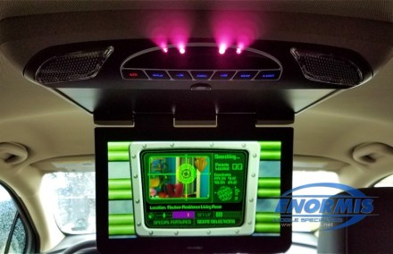 Buick Envision Rear Seat Entertainment