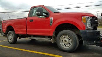Waterford Client Adds Ford F-250 XL Remote Car Starter