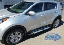 Kia Sportage Running Boards