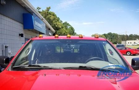Ram 1500 cab light