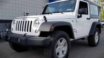 Jeep Wrangler Power Locks, Windows and More for Harborcreek Client
