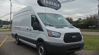 Ford Transit Cruise Control Upgrade for Erie Company Vehicle