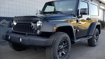 Repeat Erie Jeep Client Gets Wrangler Audio System Upgrade