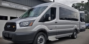 Ford Transit Safety Lighting