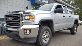 GMC Sierra Fog Lights and Remote Starter for Corry Client