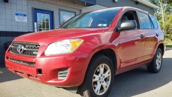 Toyota RAV4 Rodent Damage Repair for Wattsburg Client