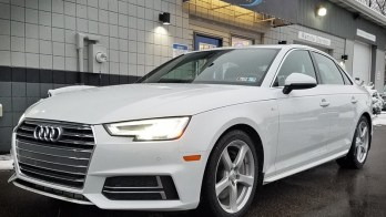Repeat North East Client Can Start His 2017 Audi A4 with His Watch Now