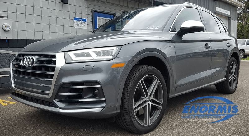 ENORMIS Specializes in Audi Remote Start Systems