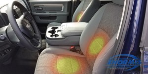 Ram Truck Heated Seats