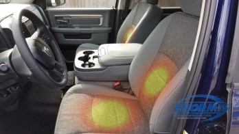 Ram Truck Heated Seats and Remote Starts Available at ENORMIS