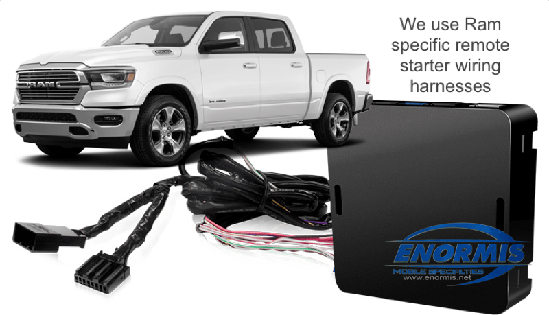 [DIAGRAM_5LK]  Ram Truck Heated Seats and Remote Starts Available at ENORMIS | 2009 Traverse Heated Seat Wiring |  | ENORMIS Mobile Specialties
