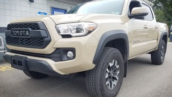 Two-way Remote Start Upgrade for 2018 Toyota Tacoma