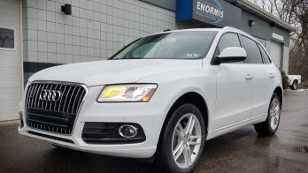 Erie Resident Adds Unlimited-range Remote Start to 2015 Audi Q5