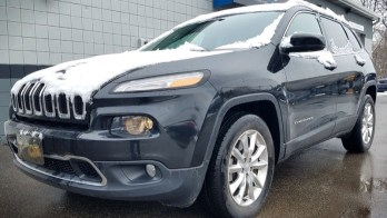 Client Gets Convenient Power Liftgate Added to 2016 Jeep Cherokee