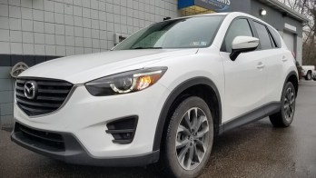 Client Adds Remote Start and Vehicle Monitoring to 2016 Mazda CX-5