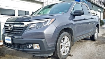North East Client Gets Honda Ridgeline Lighting & Convenience Upgrades