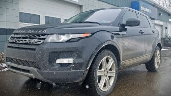 ENORMIS Solves 2014 Range Rover Evoque Seat Issue