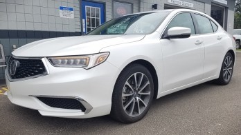 Unlimited Range Remote Start Upgrade for 2018 Acura TLX