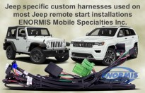 Vehicle Specific Wiring for Jeeps