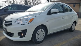 Two-way Remote Start and Fog Lights added to 2019 Mitsubishi Mirage