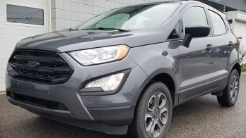 Client Adds Trailer Hitch and Remote Start to 2018 Ford EcoSport
