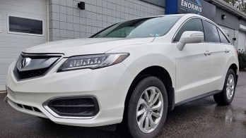 Erie Resident Upgrades 2018 Acura RDX with Remote Start
