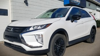 Client Adds Smartphone Remote Start to 2018 Mitsubishi Eclipse Cross
