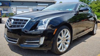 OEM Accent Lighting Addition Upgrade for 2014 Cadillac ATS