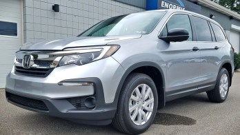 Repeat Client from Wattsburg Gets Remote Start on 2019 Honda Pilot