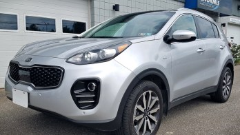 Wiring Fix for a 2017 Kia Sportage Saves Our Client Money
