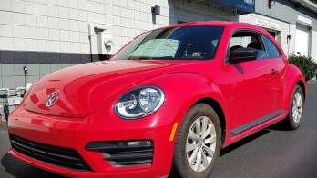 2017 Volkswagen Beetle Gets Vehicle-Specific Remote Start for Winter