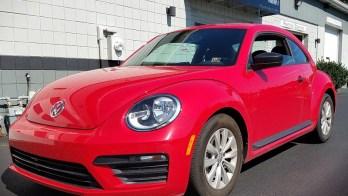 2017 Volkswagen Beetle Gets Vehicle-Specific Remote Start for Winter