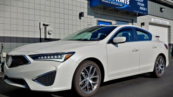 2019 Acura ILX Gets Remote Start Upgrade Using Factory Key Fobs
