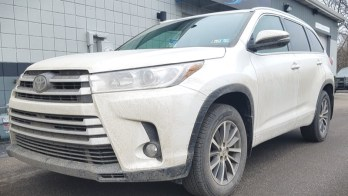 Ataqan Two-Way Remote Start Upgrade for 2018 Toyota Highlander