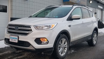 2019 Ford Escape Client Adds Smartphone-Controlled Remote Start