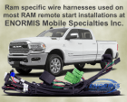 Vehicle Specific wiring used