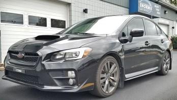 2018 Impreza Remote Start gives Two-Way Feedback on this Subaru