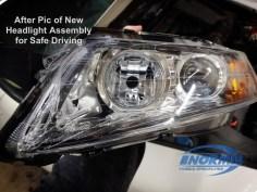 New Aftermarket Headlight