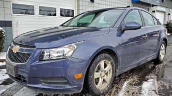 2014 Chevy Cruze Electrical Diagnosis and Repair for Corry, Pa Client