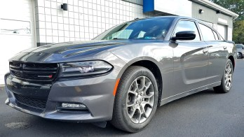 OEM Screen Replacement Restores Functionality in 2017 Dodge Charger