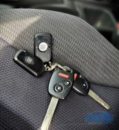 2012 Honda Fit Sport with 2-way Remotes