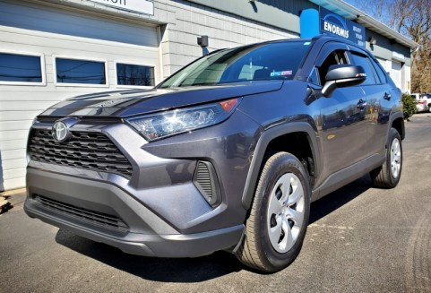 2019 Toyota Rav 4 Remote Start