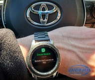 2019 Rav4 Remote Start Works from Watch