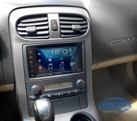 2006 Corvette Kenwood Double Din