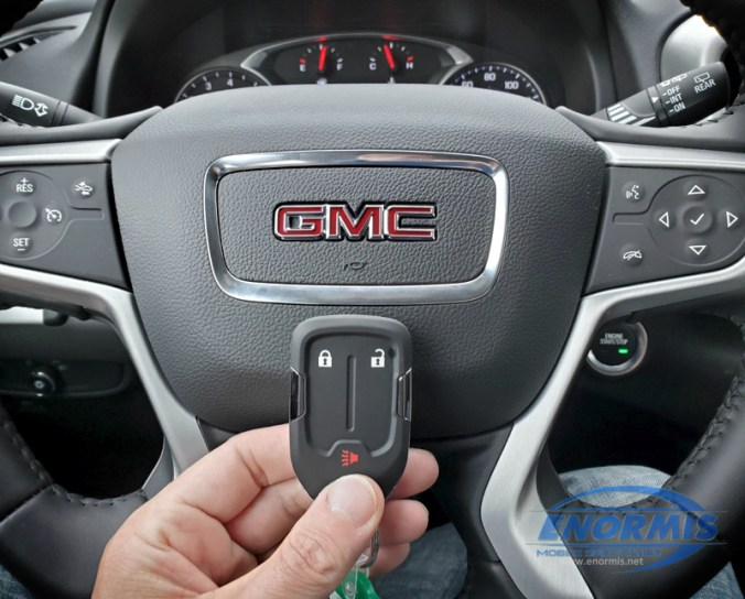 GMC Terrain OE Remote Start remote