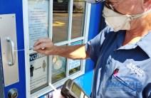 Germ Test Front Door