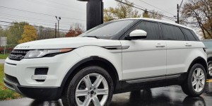 2015 Land Rover Evoque