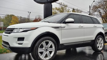 Heated Seat Upgrade for 2015 Land Rover Evoque Provides Winter Comfort