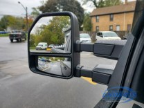 2020 Ford F-350 Mirror from Driver View